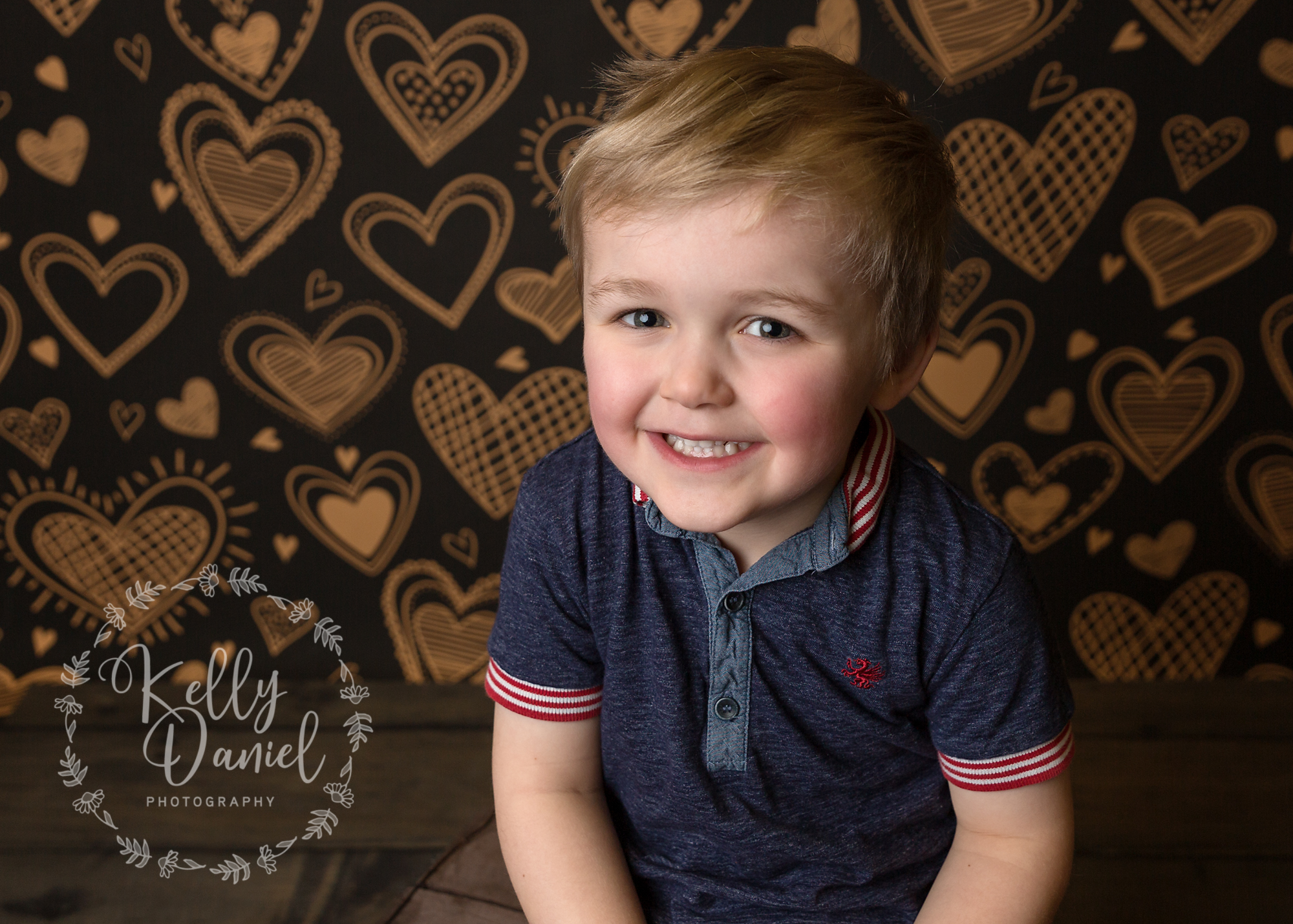 valentines children portraits