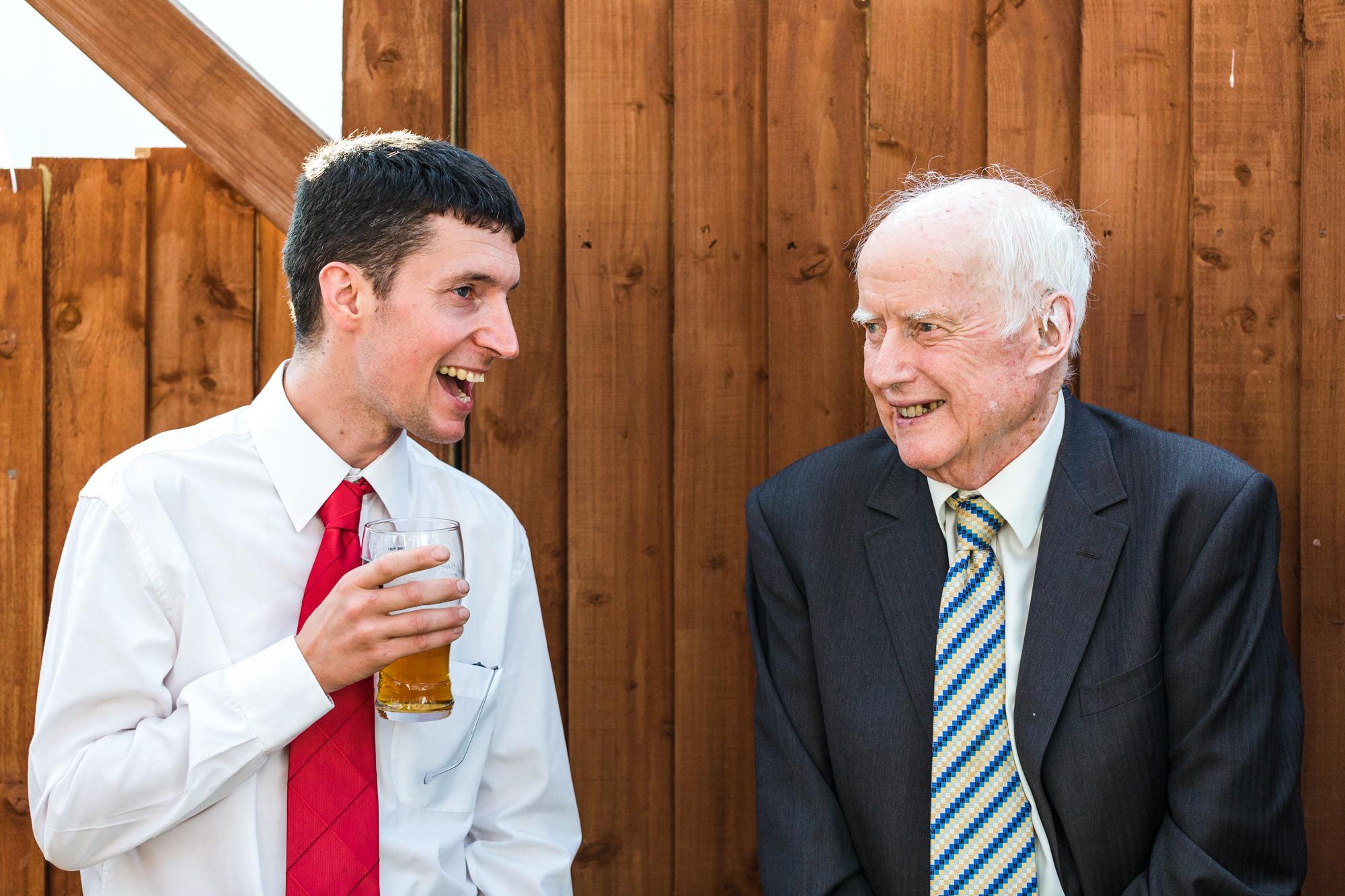 generations at Ridgeway golf club wedding