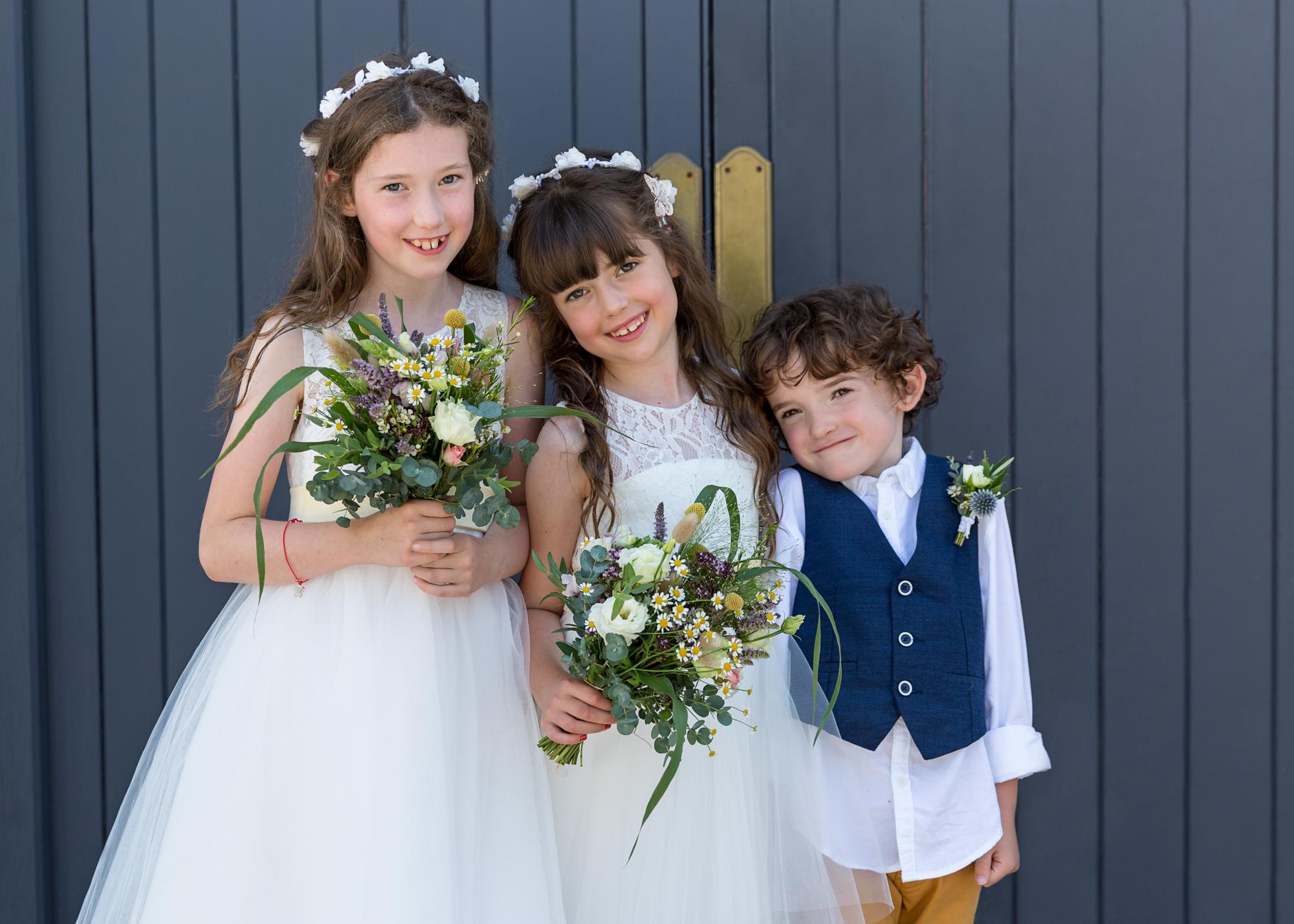Bridesmaids at llechwen Hall, wedding photographer
