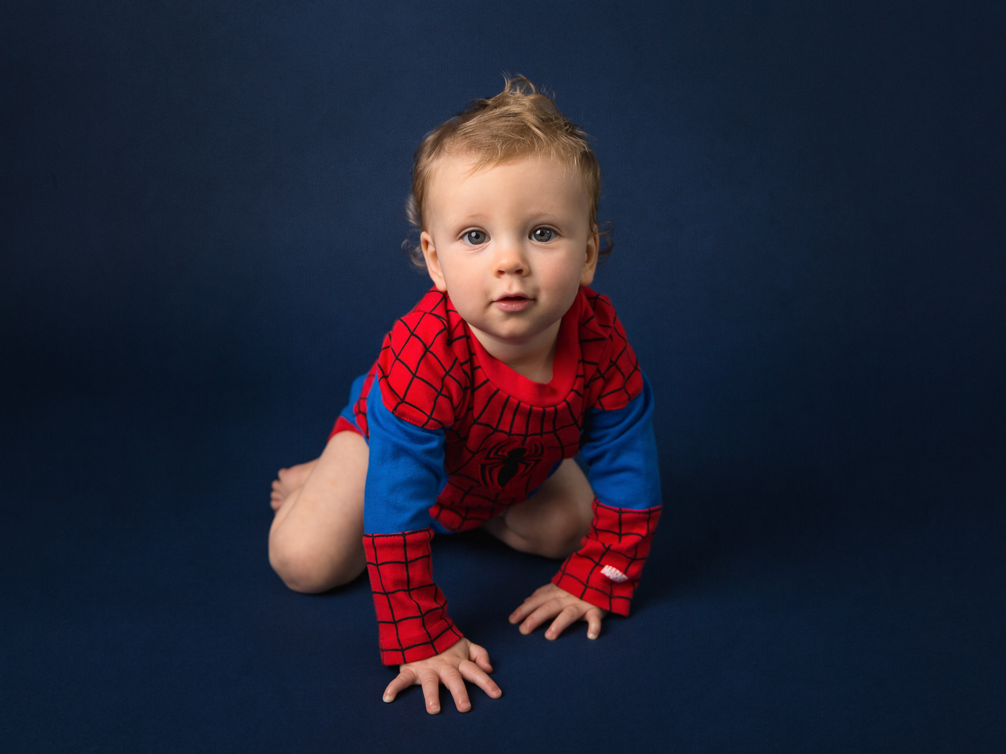 Superhero baby photoshoot in caerphilly, south wales near cardiff