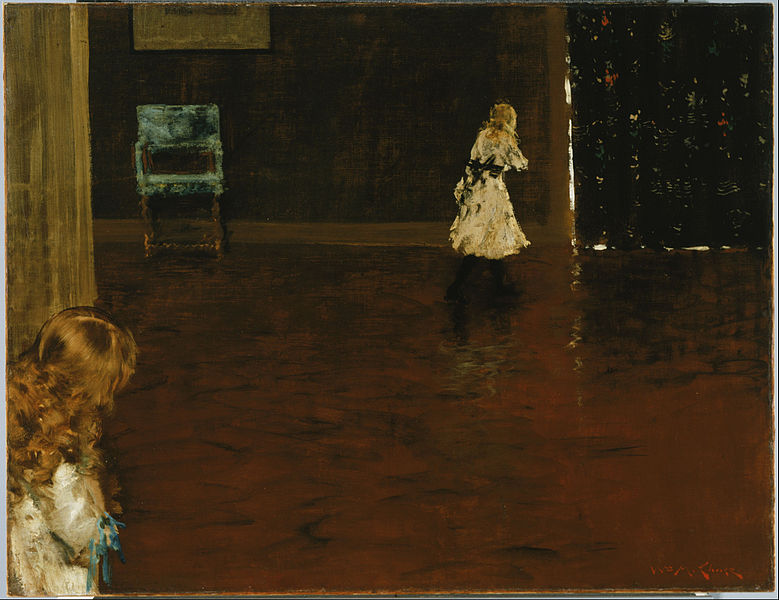 Hide and Seek, The Phillips Collection, 1888