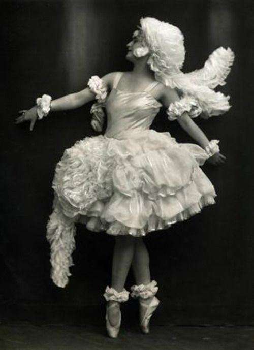 Original costume for Whipped Cream character by Ada Nigrin, 1924.