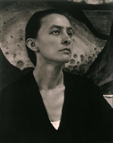Georgia O'Keeffe 1918 taken by Alfred Stieglitz