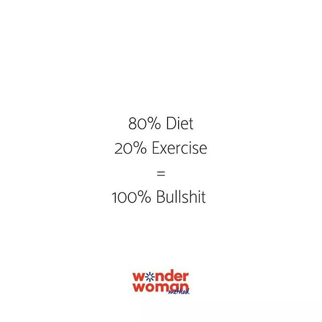 The 80/20 is just another diet culture myth lovelies. Your body does not operate on % or any other type of maths. It doesn't give a flying fluck about what % of what you are trying to control. It is so incredible, your body will do exactly what it needs to do to survive. Trust that beautiful body to tell you what it needs and how much. It is so much smarter and more powerful than you give it credit for. #wonderwomanmethod #intuitiveeatingcoach #intuitiveeating #dietssuck #healthcoach #rd2be #apd2be #bodytrust #bopowarrior #fuckyourfitspo