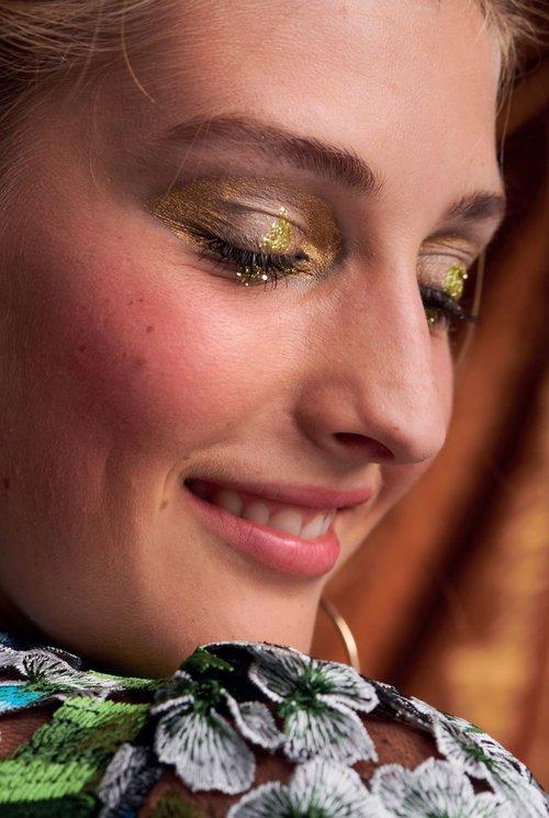 Grace Ellington Makeup