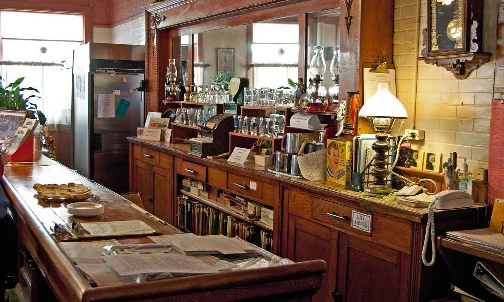 Historic Washington House - Bar