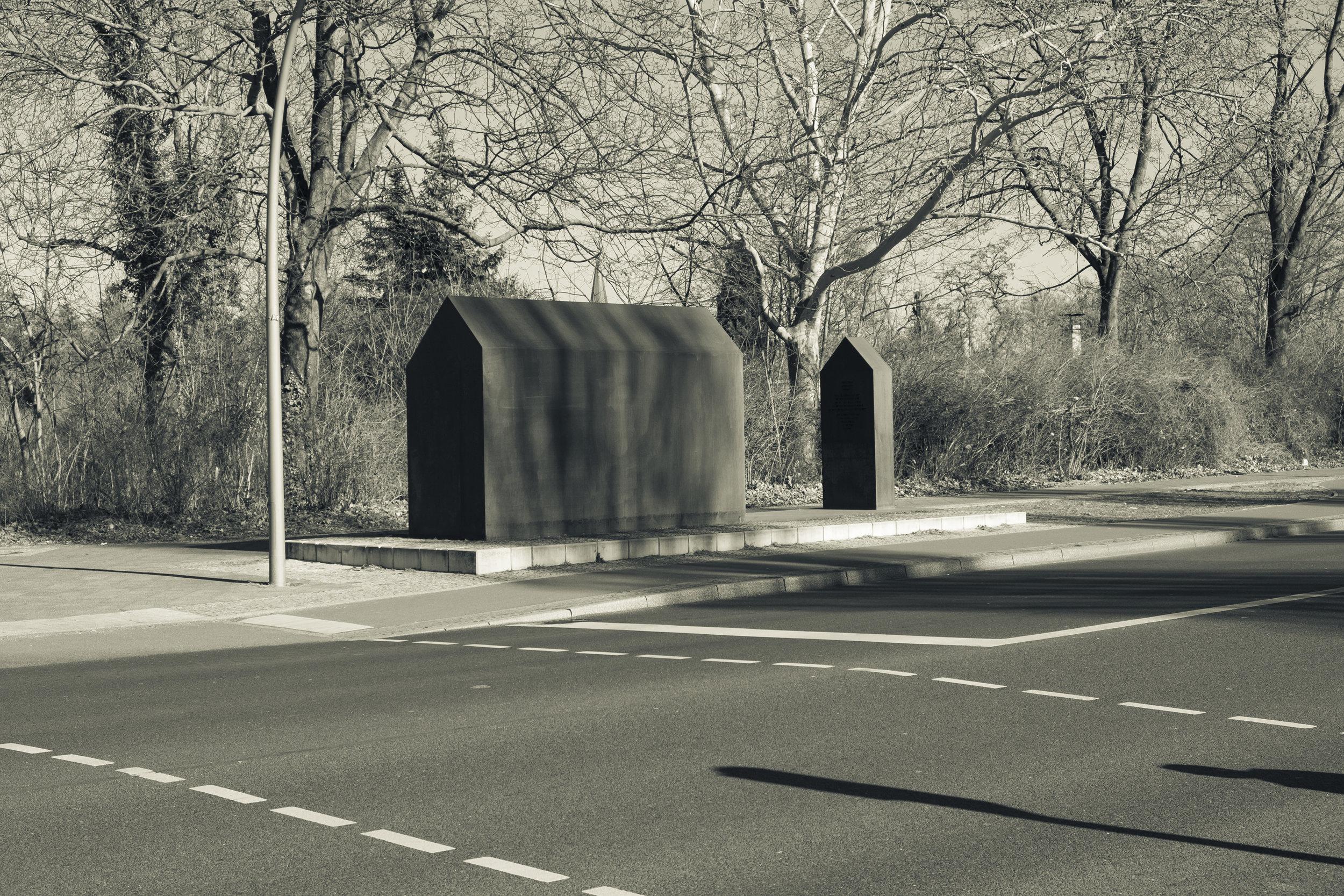 Columbia-Haus memorial