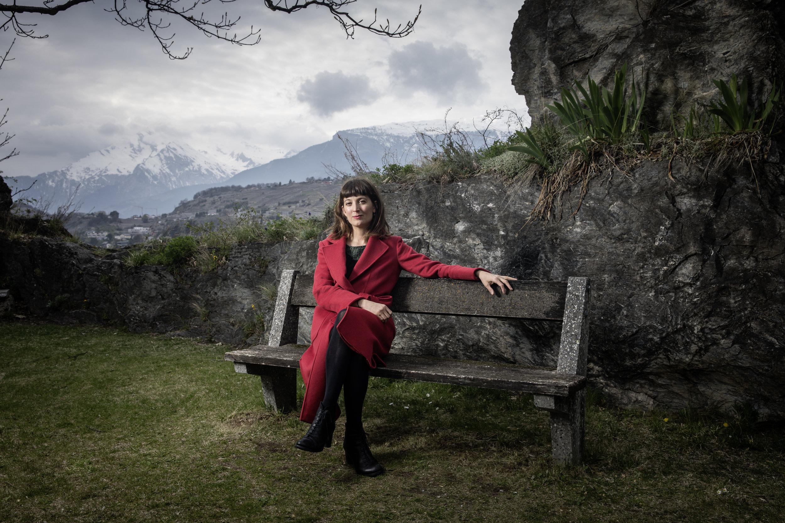 Dr. Céline Eidenbenz