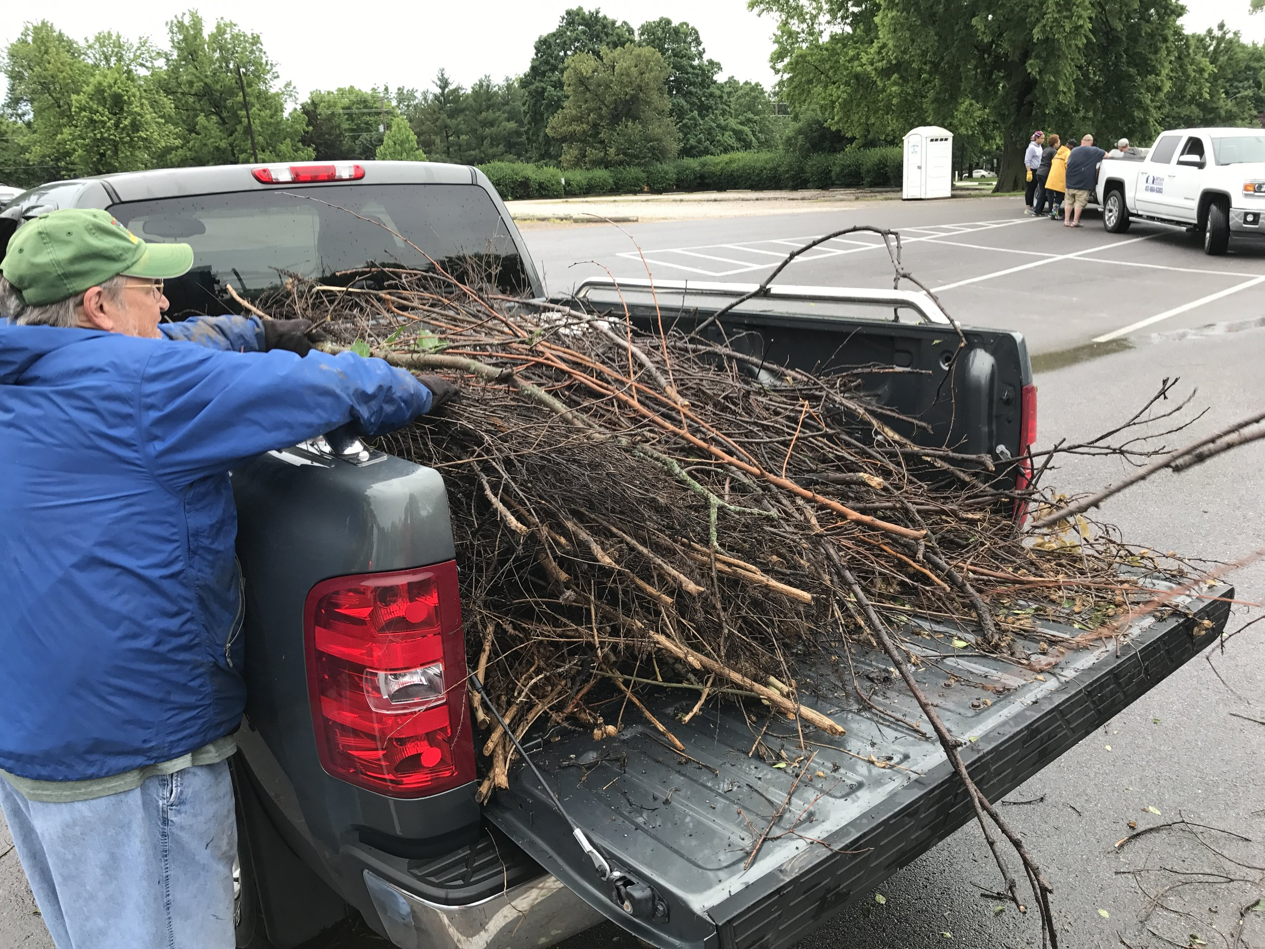 Brush & Limbs - Get rid of that unsightly brush pile!