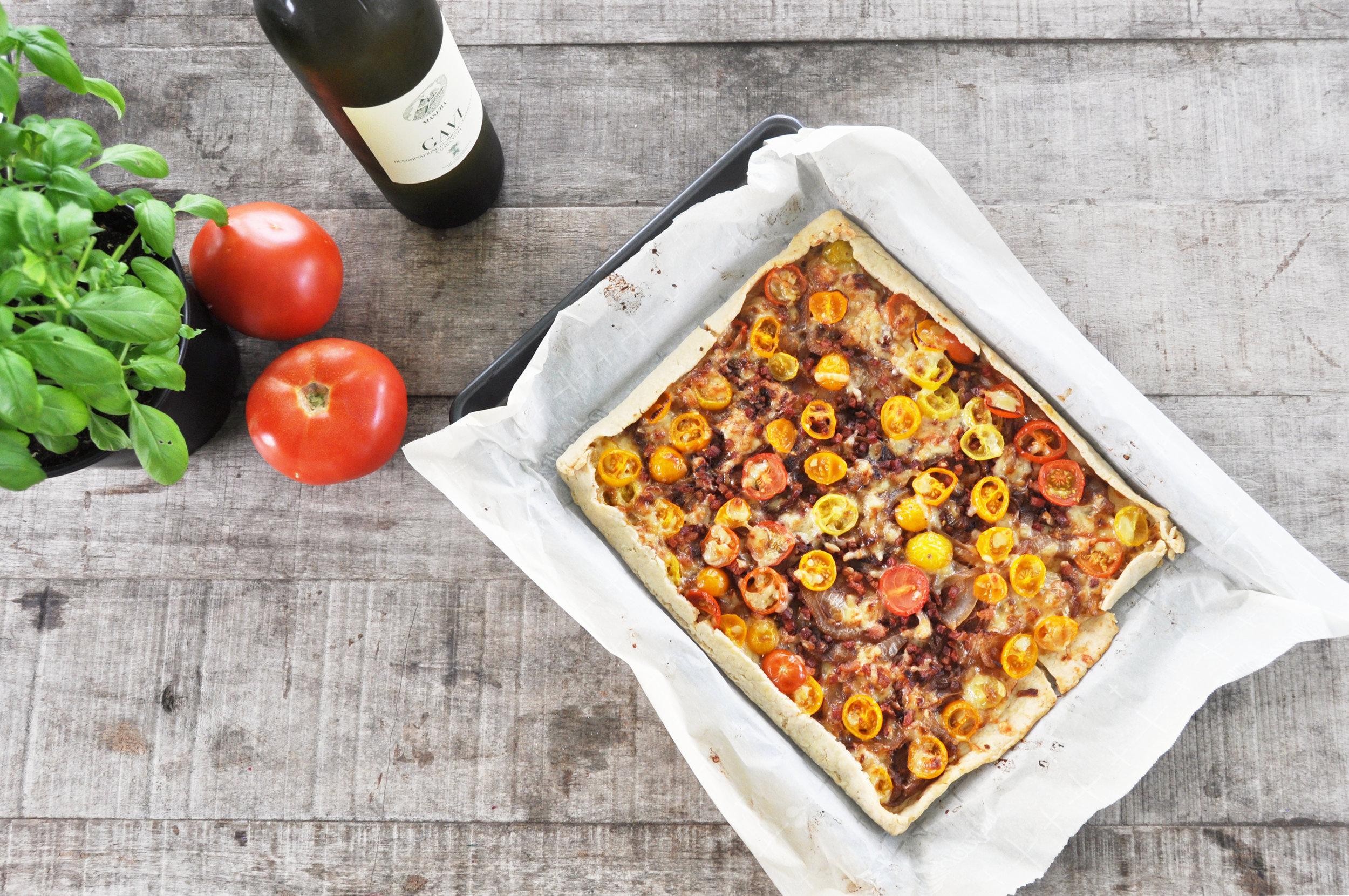 roasted-vegetable-tart
