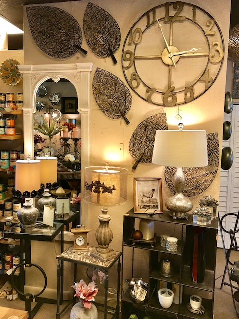 Wide range of decor all budgets