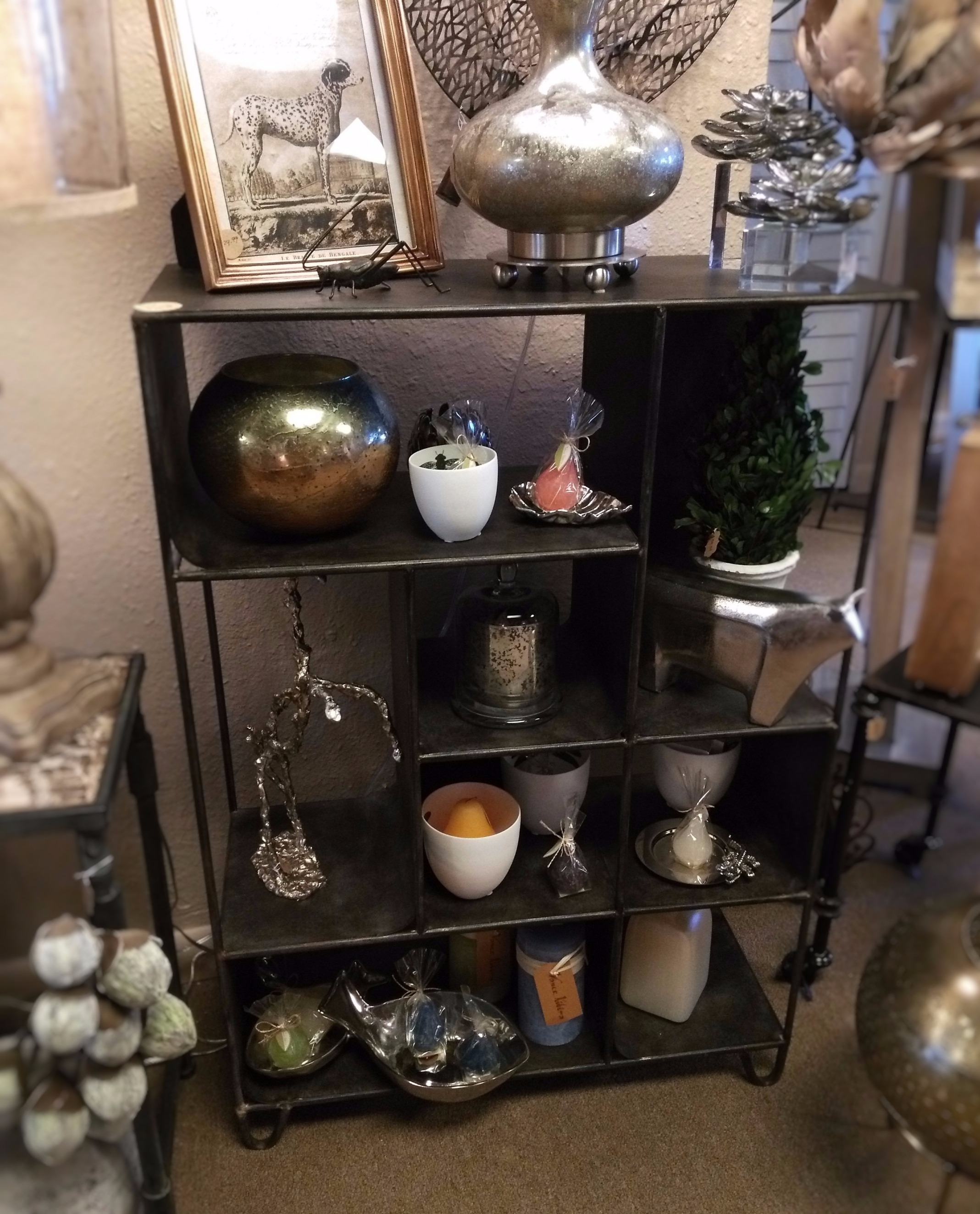Shelving Units in many styles