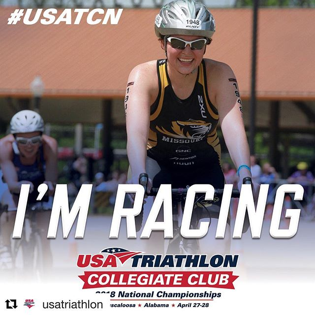 #Repost @usatriathlon ・・・ ONE day away! Who's getting excited for the Collegiate Club and High School National Championships?! We know we are.  Share these badges if you're racing, and let your friends and family know they can follow all the action this weekend right here: https://track.rtrt.me/e/USAT-HS_COLLEGIATE-2018#/tracker  #USATCN #USATHS