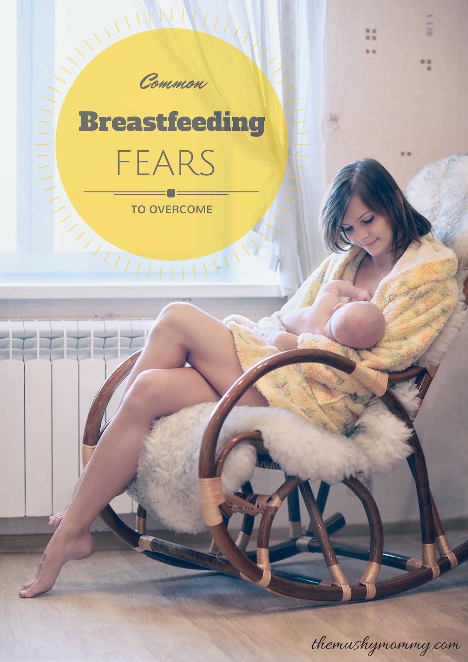 Breastfeeding Fears