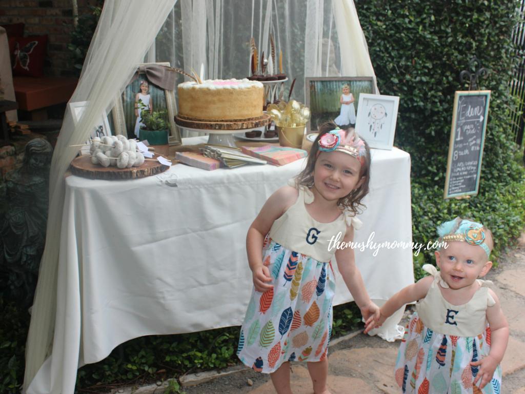 My beautiful girls!Dress via  Etsy / Crown via  Etsy  / Shoes via Amazon