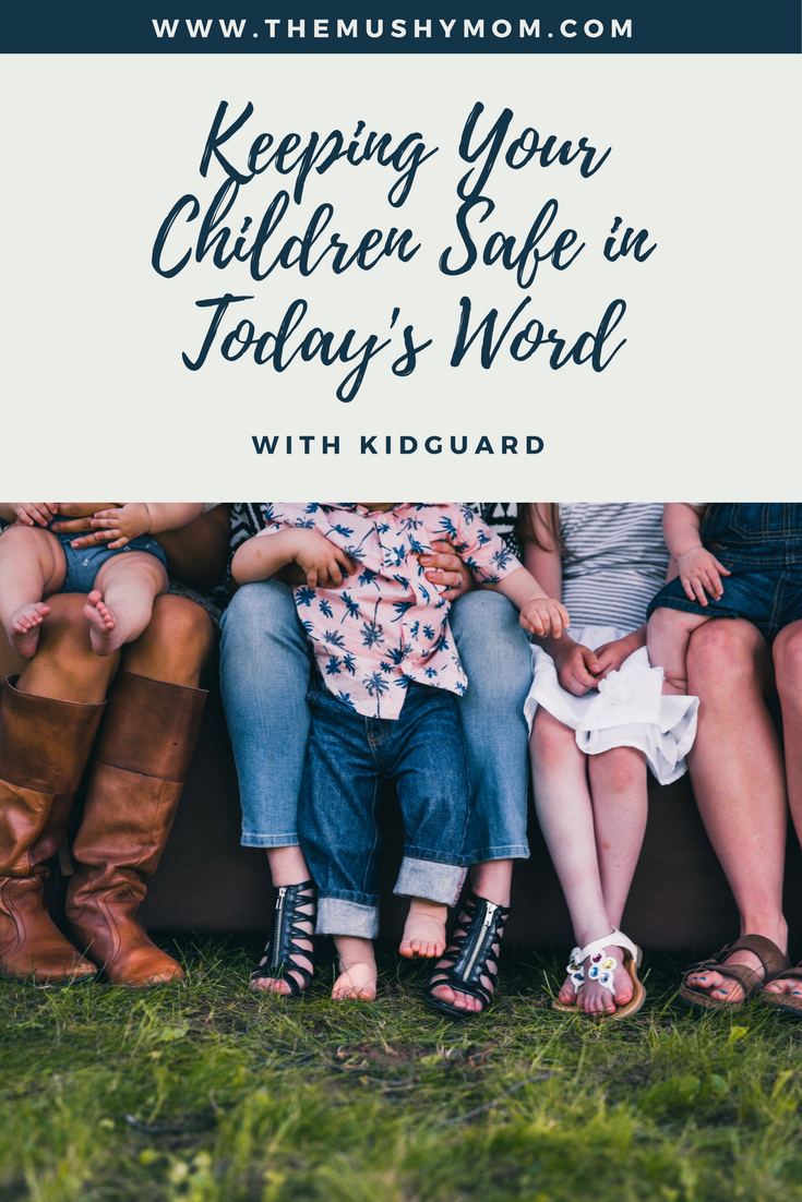 This is a sponsored post because I believe in keeping our children safe, monitoring them and doing our best to be present in their digital world.