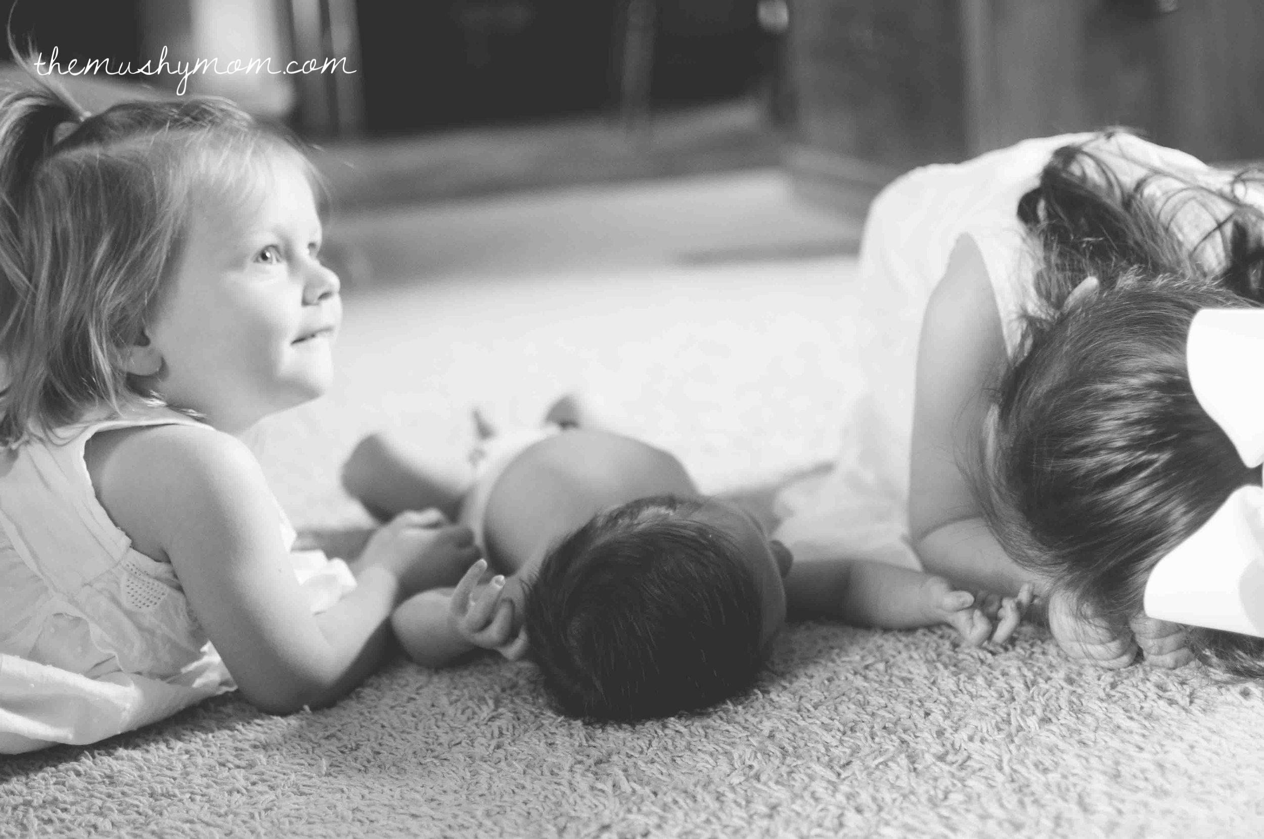 Motherhood and God