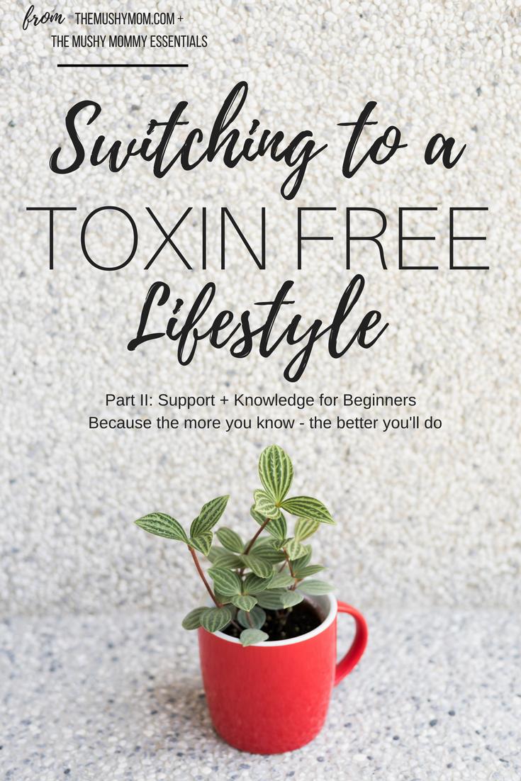 Toxin Free Lifestyle
