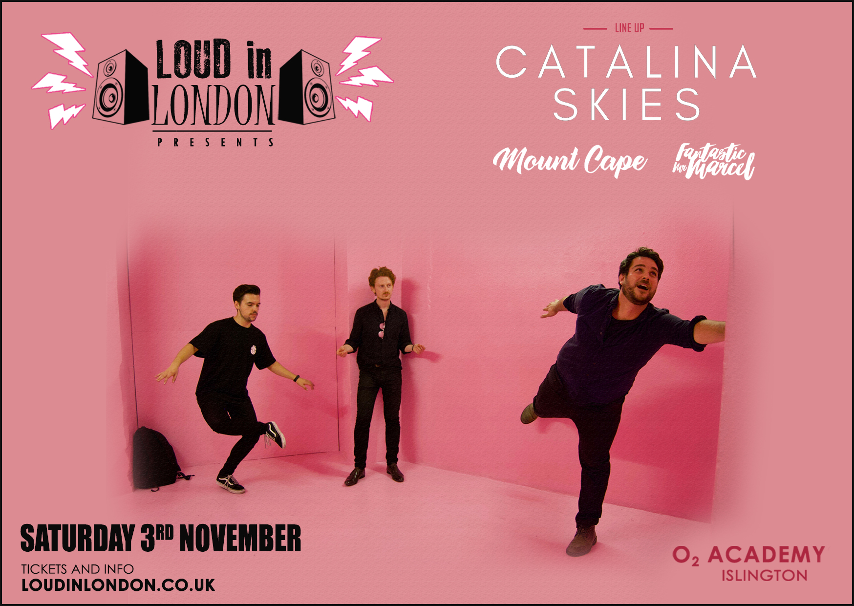 Loud in London - 3NOV o2 LS flyer.jpg
