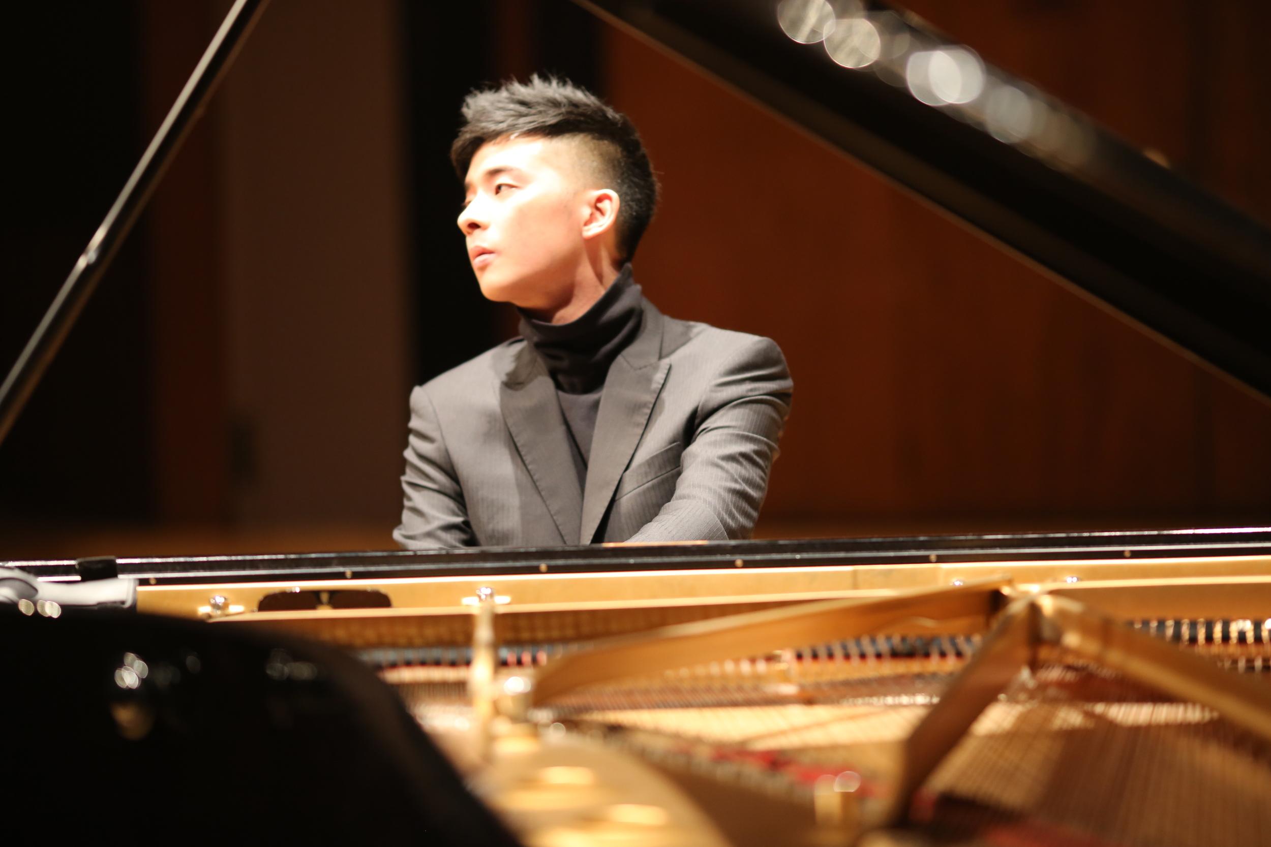 KJ Solo Piano Recital: Tribute to Death