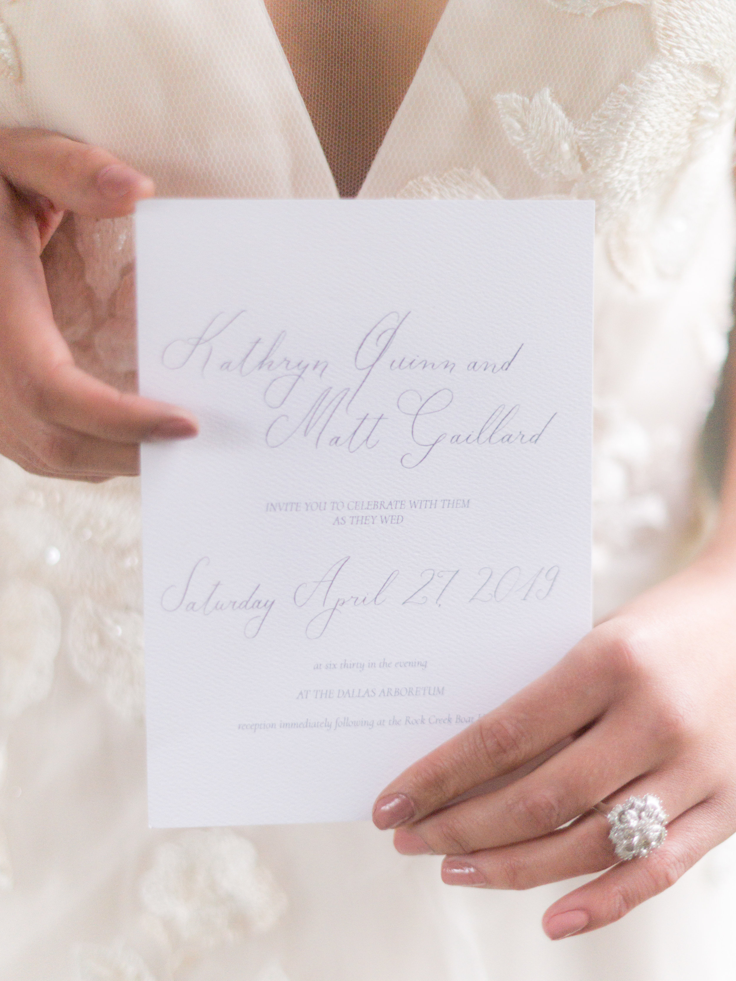 - When Manda Waever sent over an inspiration board for a bridal shoot in Ithaca, I knew exactly what invitation suite to send her.
