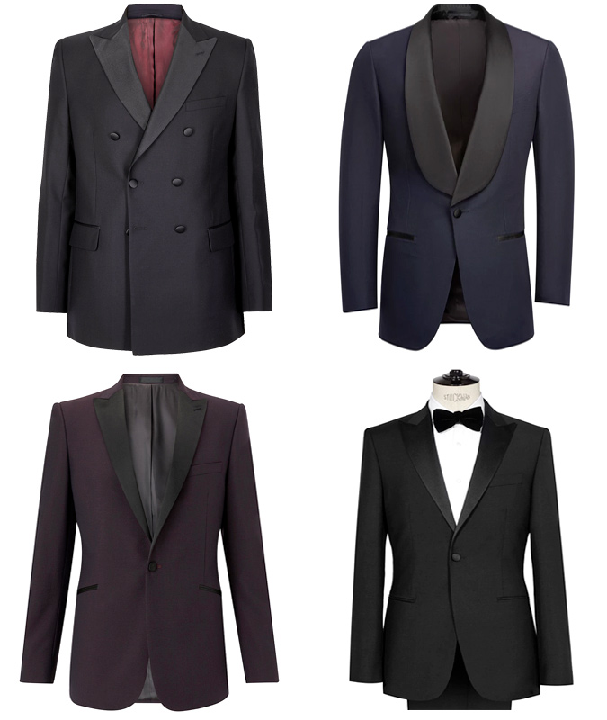 4B The Dinner Suit - Mohini Fashions Suits Hong Kong Tailor Bespoke