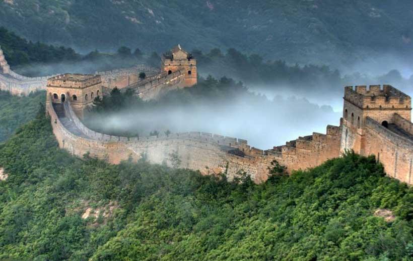 Great Wall Photo Source:http://www.qiwen.org/shijiezhizui/3512.html