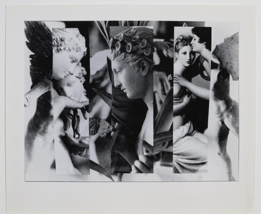 "Hymn to Classicism, 2014, gelatin silver print, 20"" x 24"""