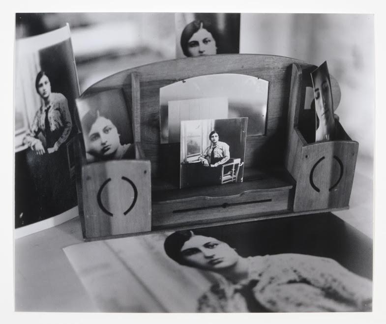 "Shrine for a Saint, 1920, 2014, gelatin silver print, 20"" x 24"""
