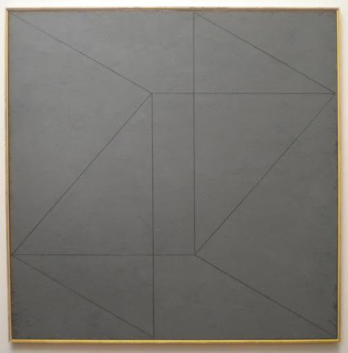 """1975 #2, 1975, acrylic on canvas, 54"""" x 54"""""""