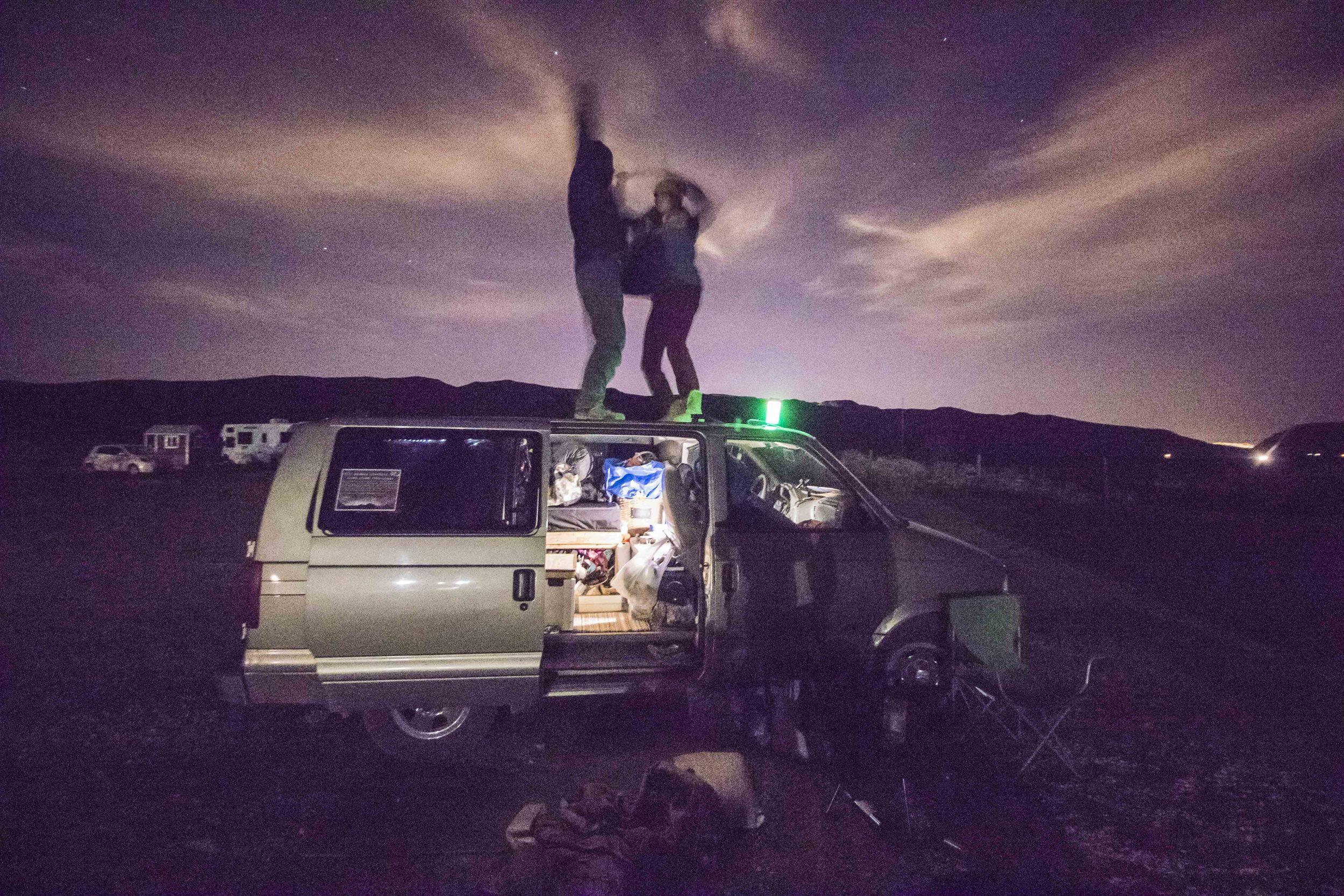 Van party!