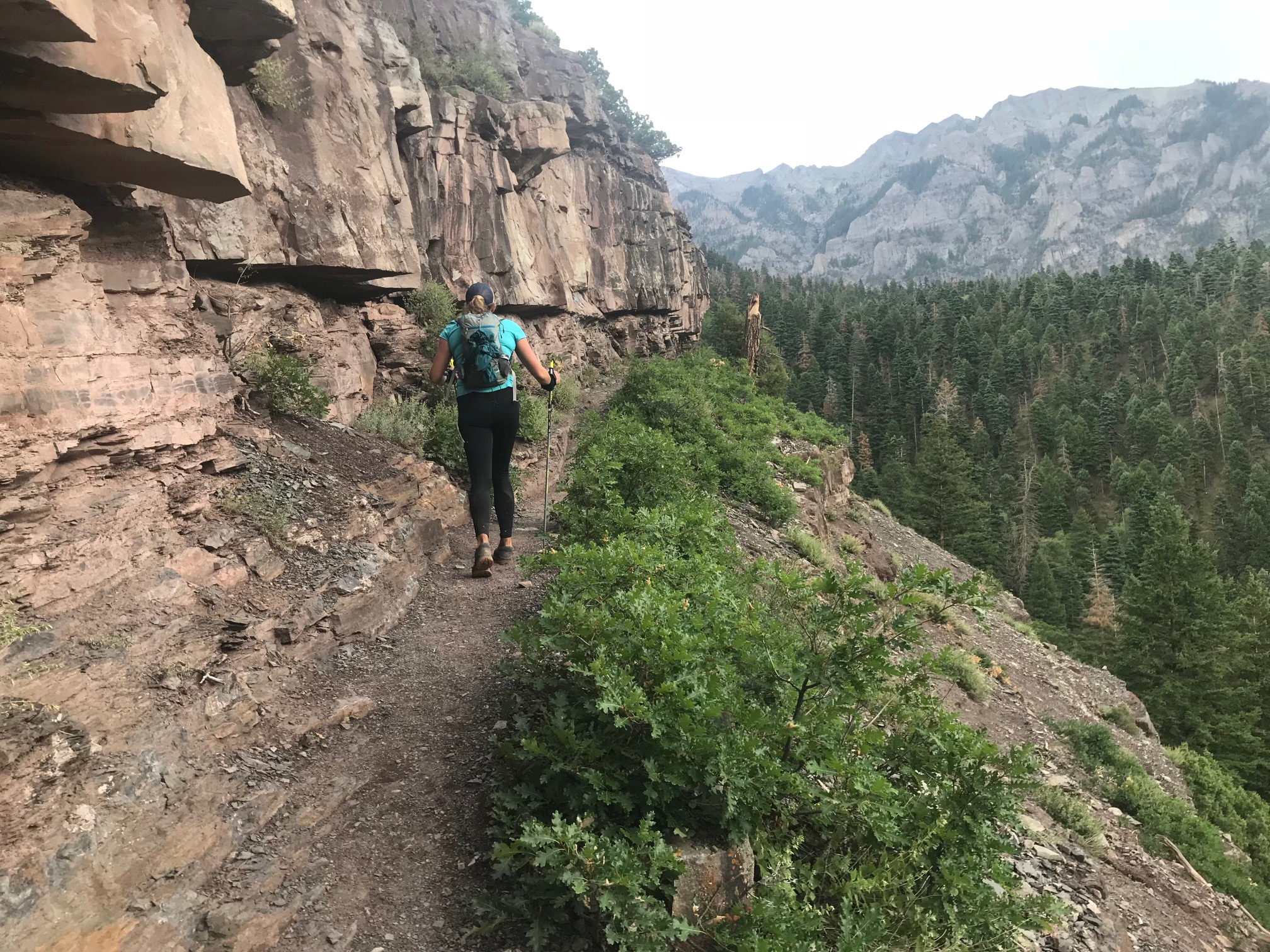 Power-hiking is the new running