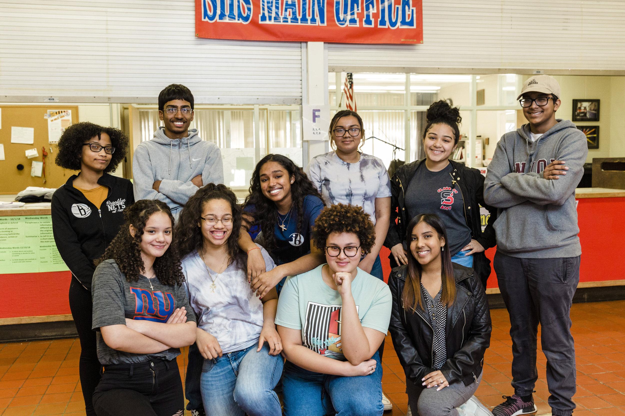 Schenectady Class of 2019 Scholars