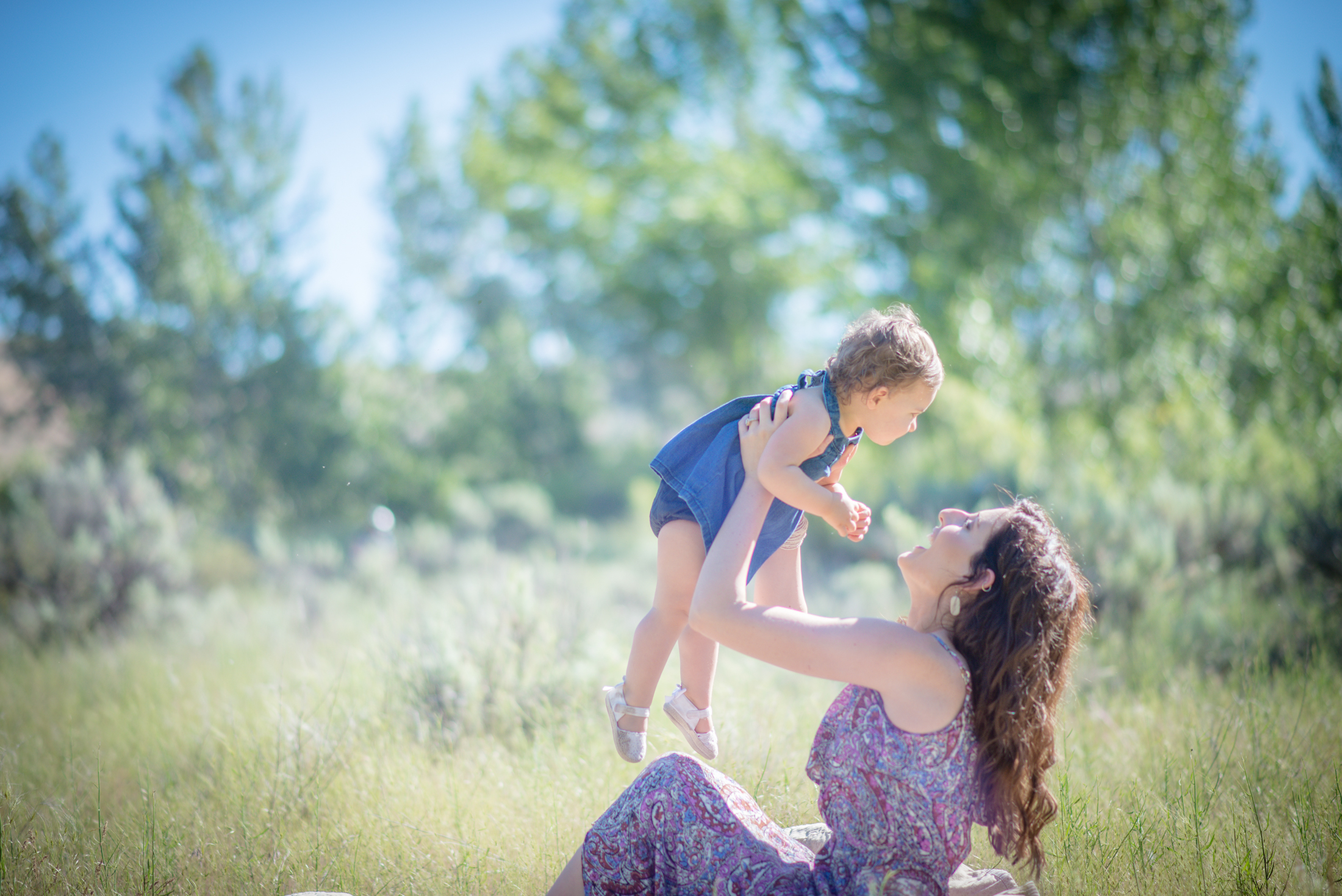Natalie Koziuk Photography | Boise, ID Wedding Photographer | Boise, ID Lifestyle Photographer | Boise Foothills | Baby and mama