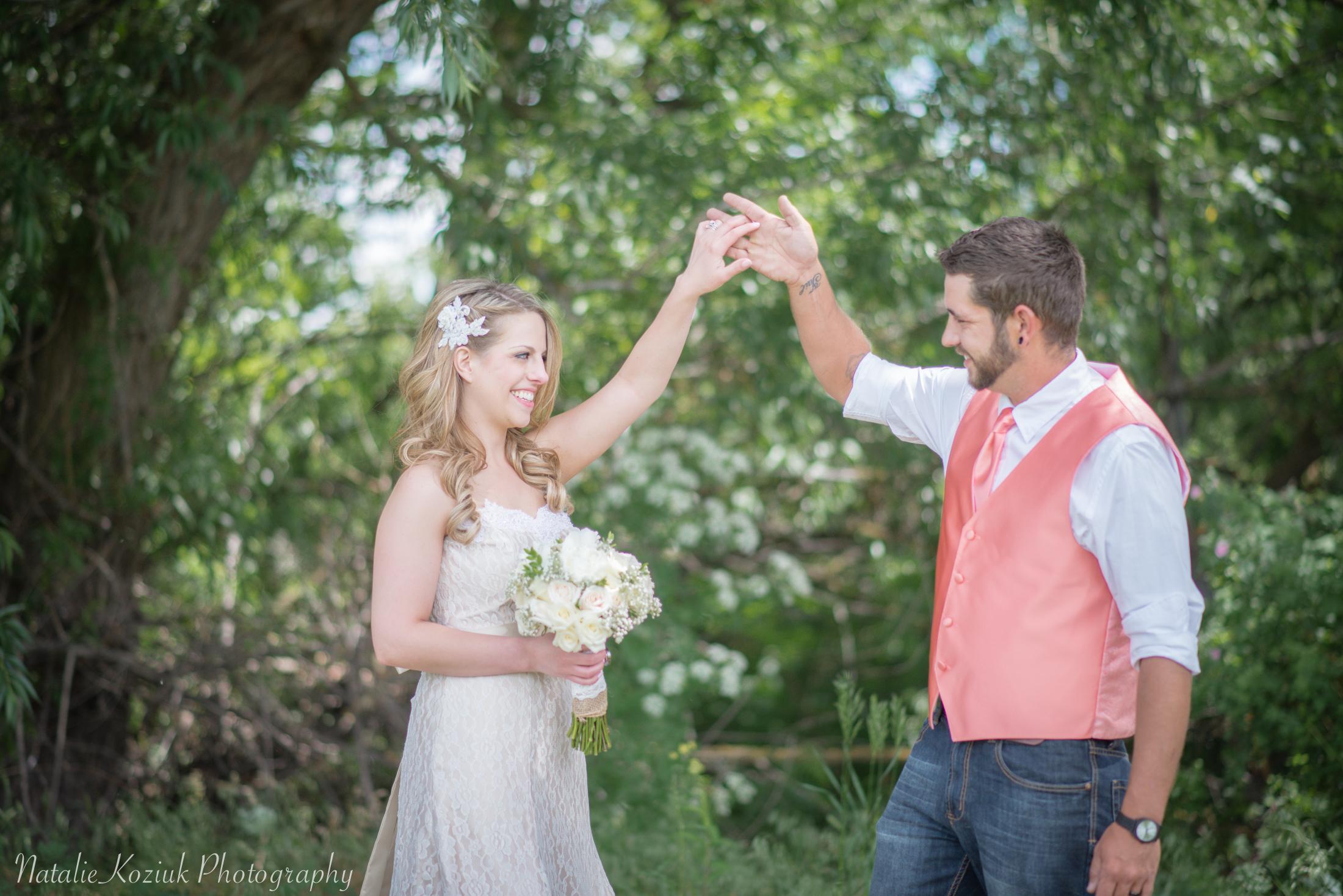 Natalie Koziuk Photography | Boise wedding photographer | couples | Star, ID | Bride Groom | nkoziukphotography.com