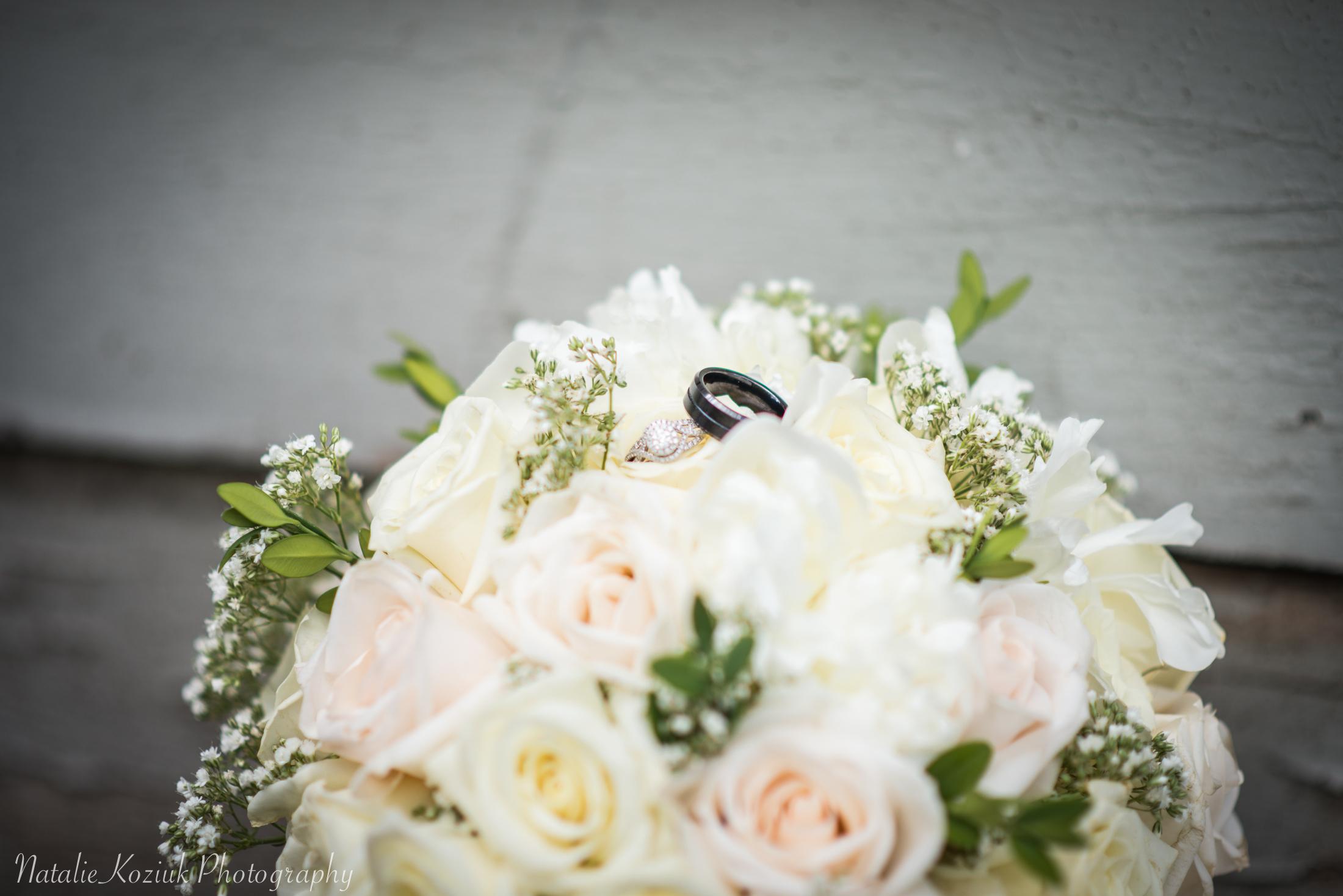 Natalie Koziuk Photography | Boise wedding photographer | bouquet | Star, ID | Bride Groom | nkoziukphotography.com