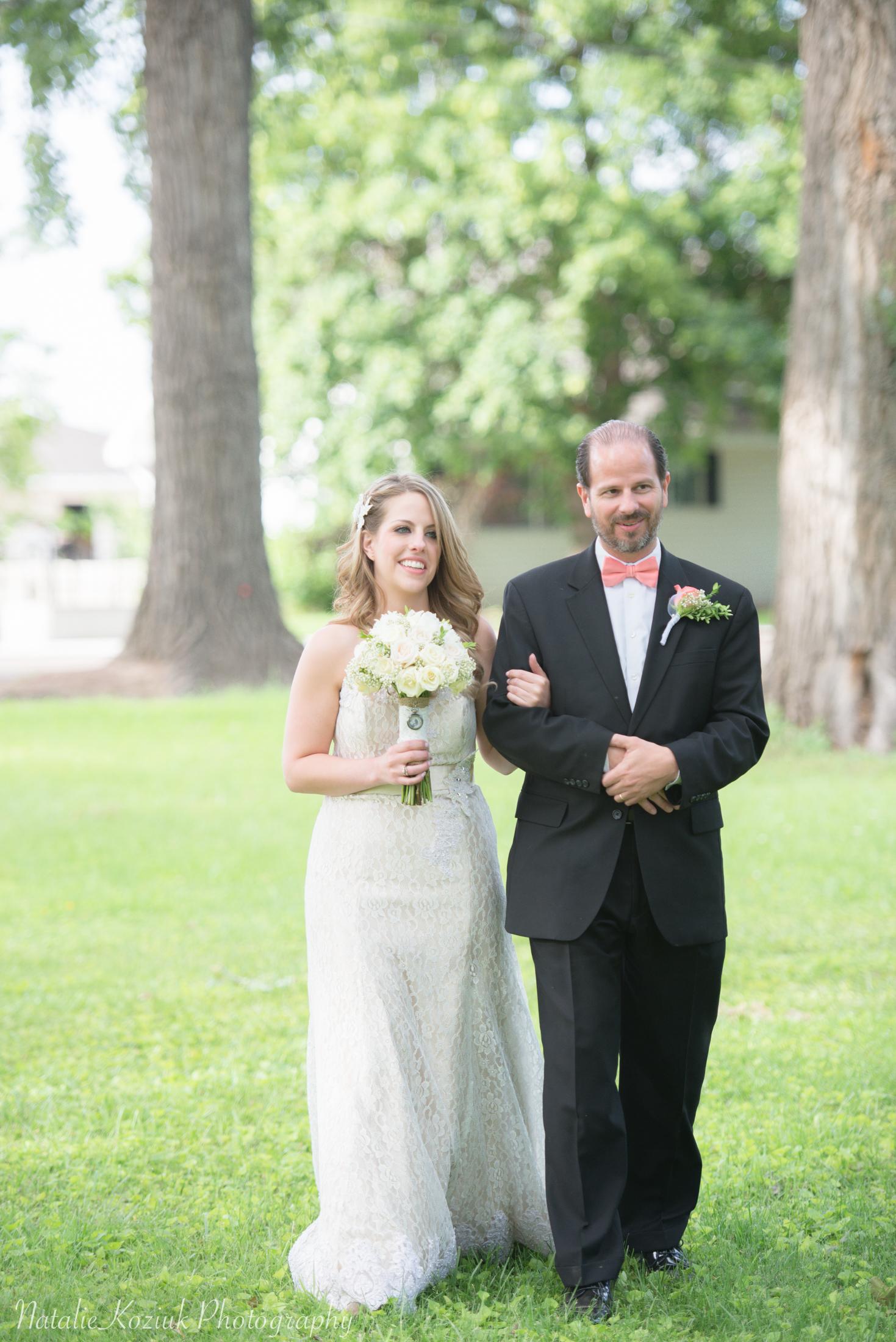 Natalie Koziuk Photography | Boise wedding photographer | ceremony | Star, ID | Bride Groom | nkoziukphotography.com