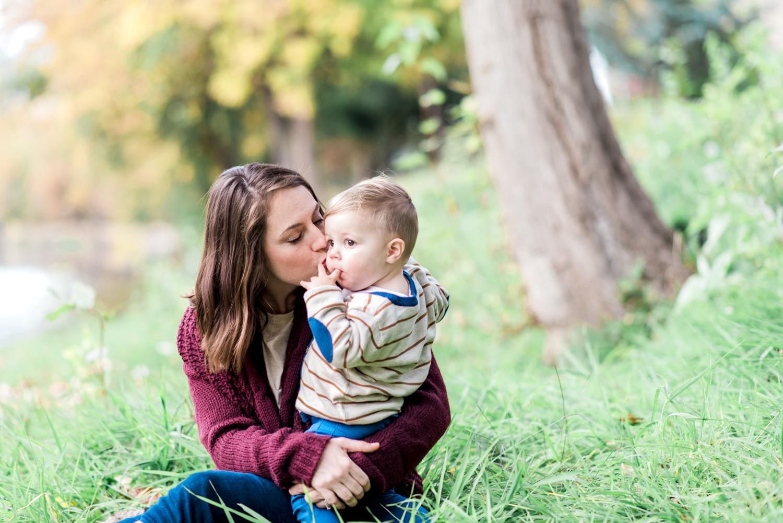 Natalie Koziuk Photography | Boise, ID Wedding Photographer | Boise, ID Lifestyle Photographer | family | mom and son | www.nkoziukphotography.com