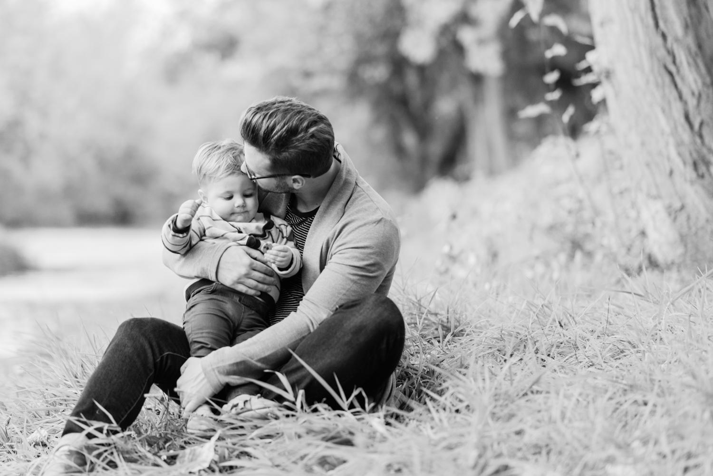 Natalie Koziuk Photography | Boise, ID Wedding Photographer | Boise, ID Lifestyle Photographer | family | dad and son | www.nkoziukphotography.com