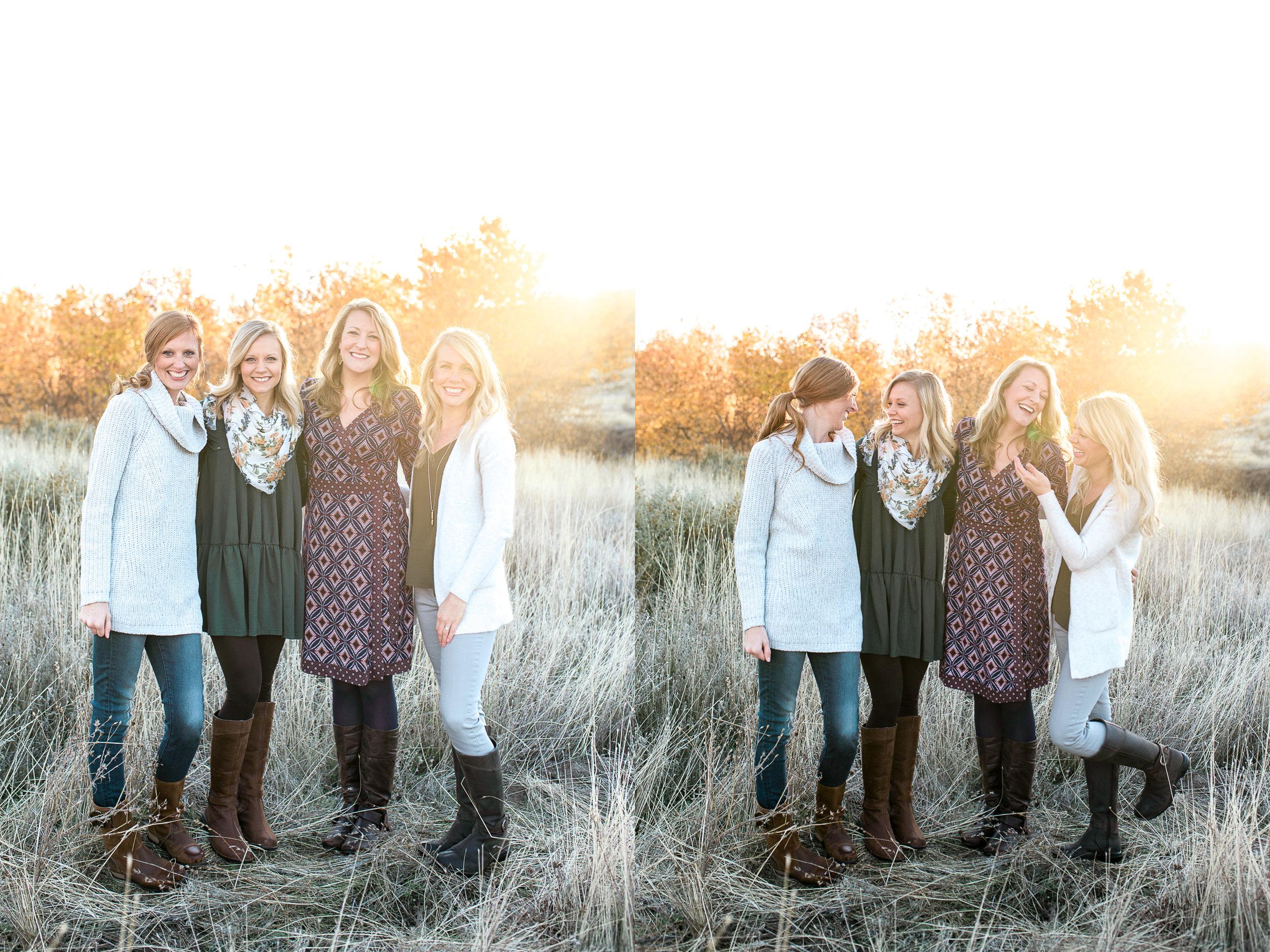 Natalie Koziuk Photography | Boise, ID family photographer | Boise, ID wedding photographer | sisters | nkoziukphotography.com