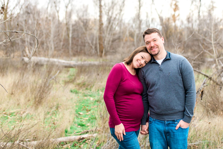 Eagle, ID Maternity Photographer