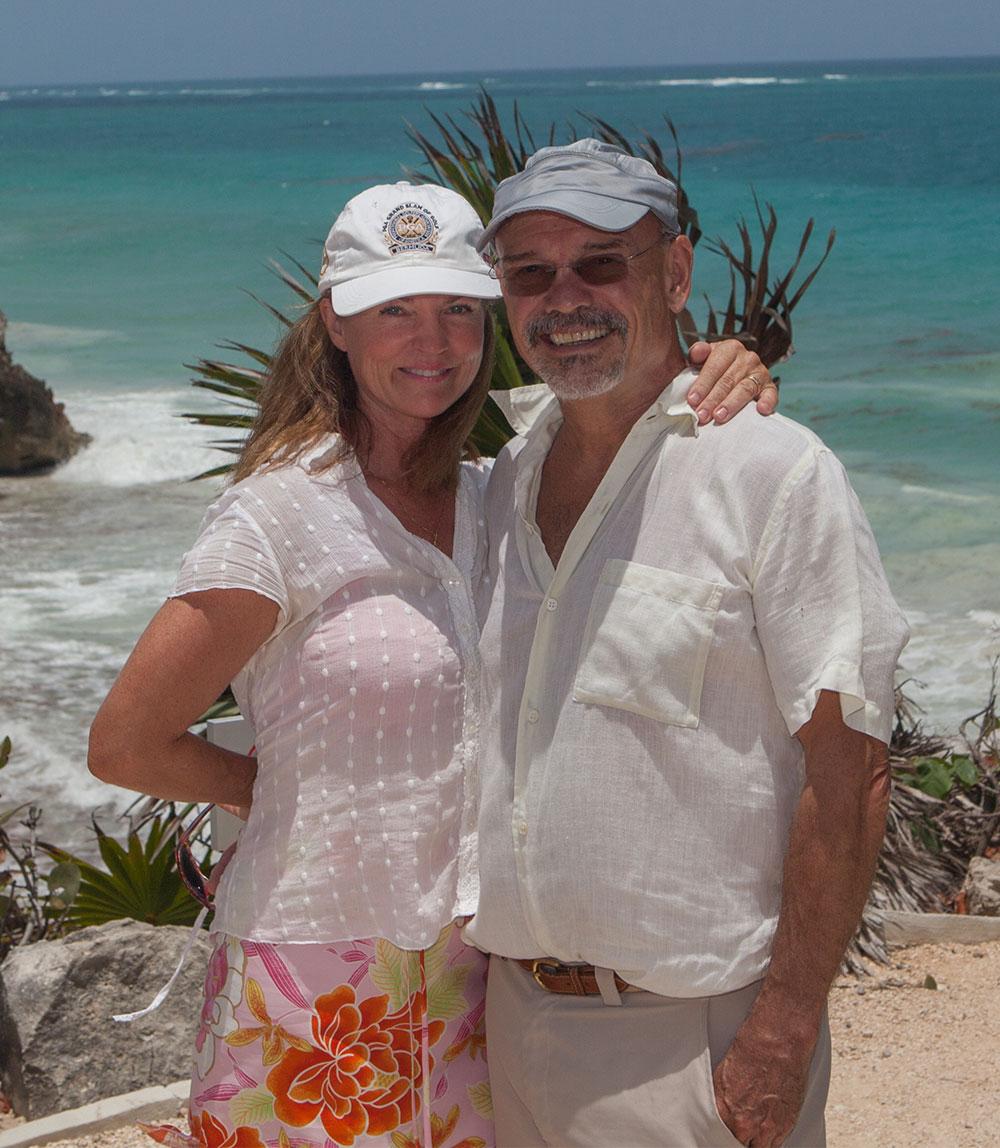 Ross and Lori Goodwin