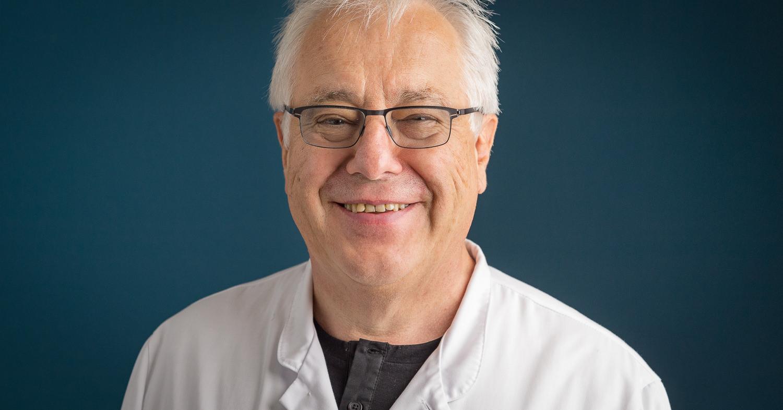 Dr. med. Hansjörg Hungerbühler
