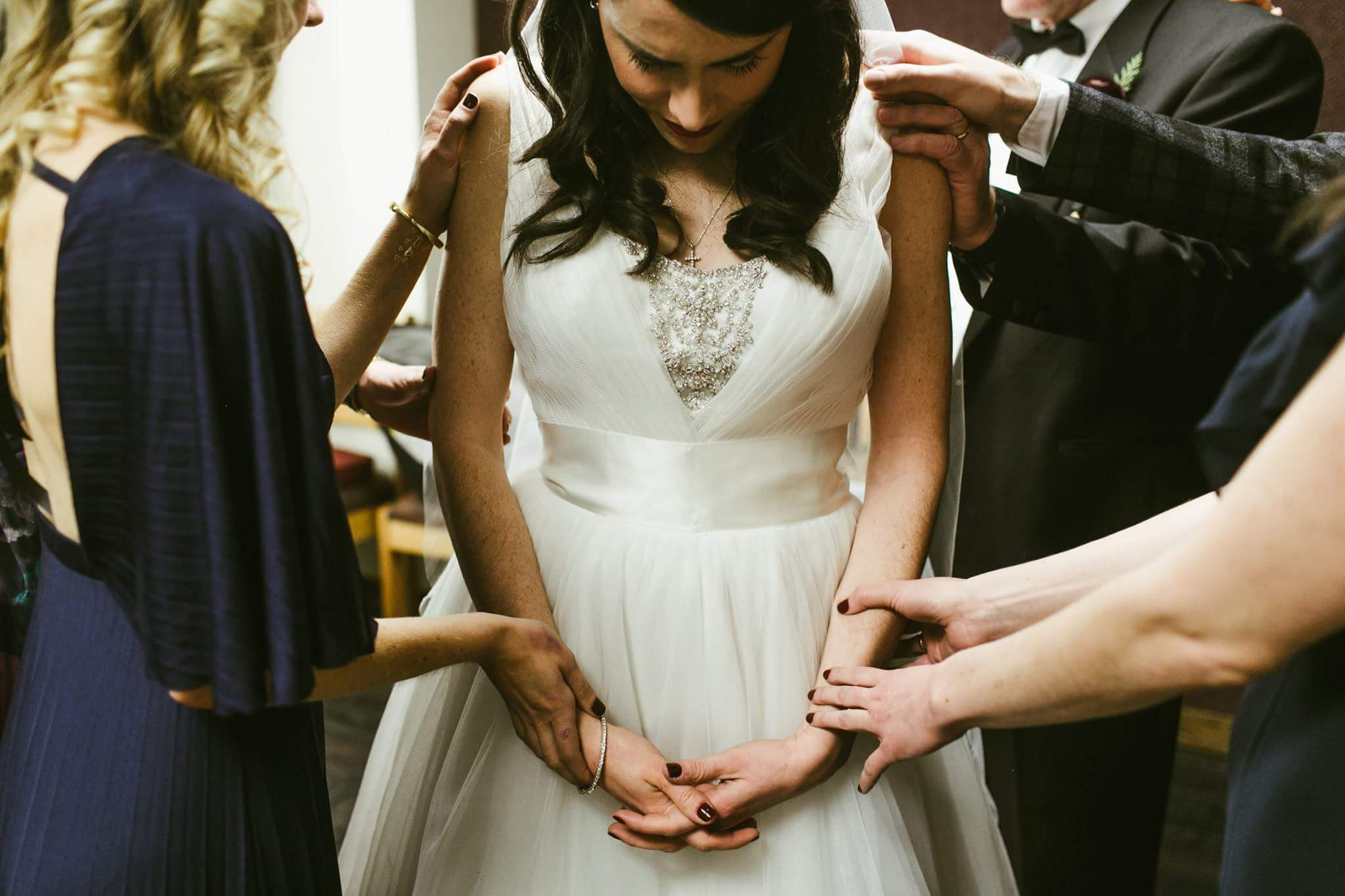 I loved, loved, loved my dress.Photo courtesy of  Leah Muse Photography .