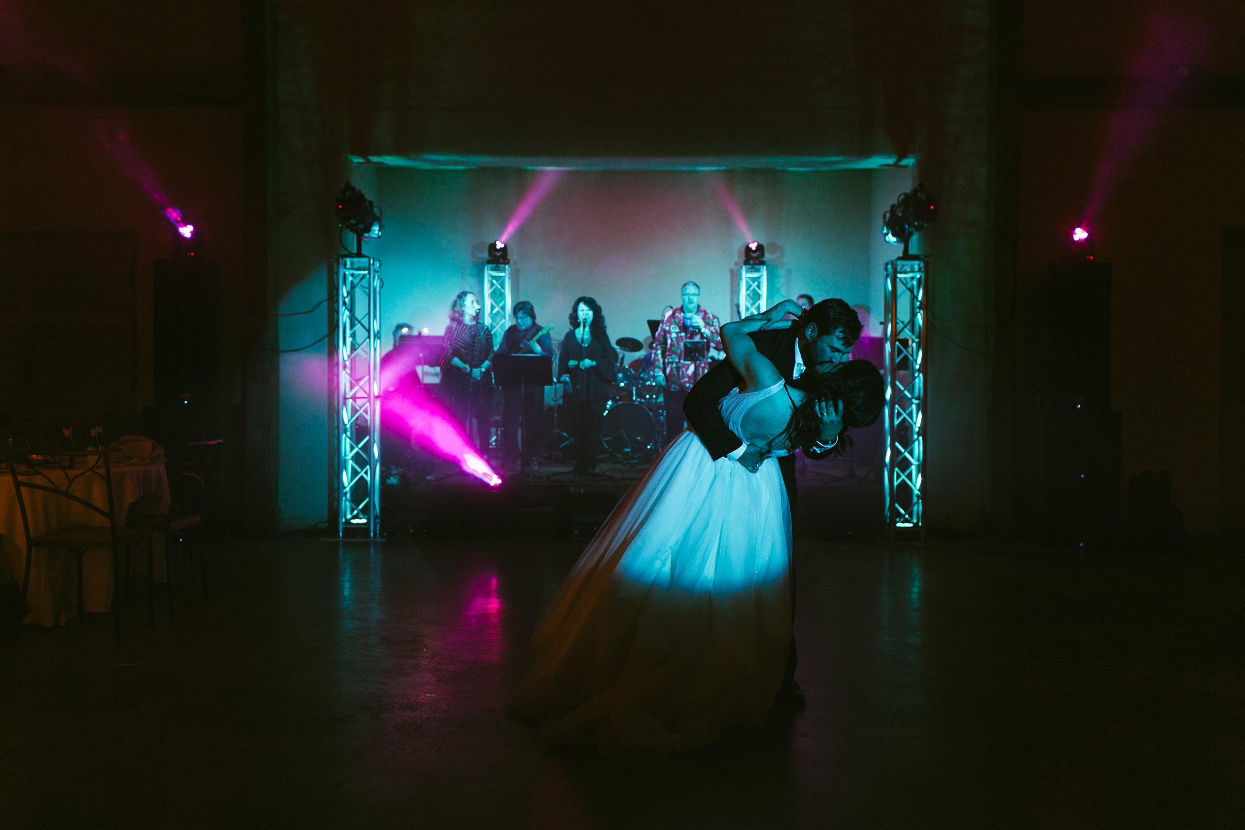 Last dance.