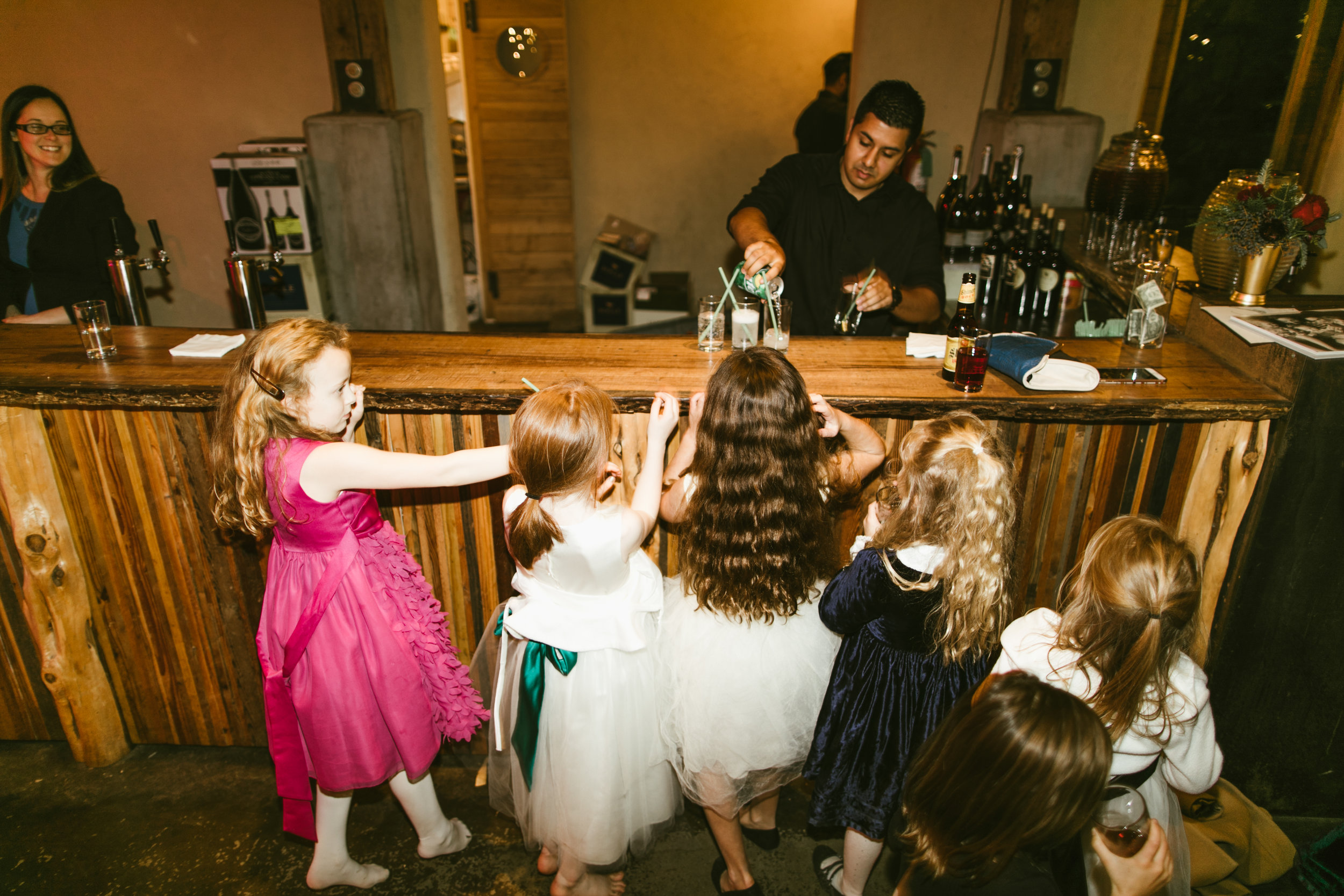 ALL the little girls.