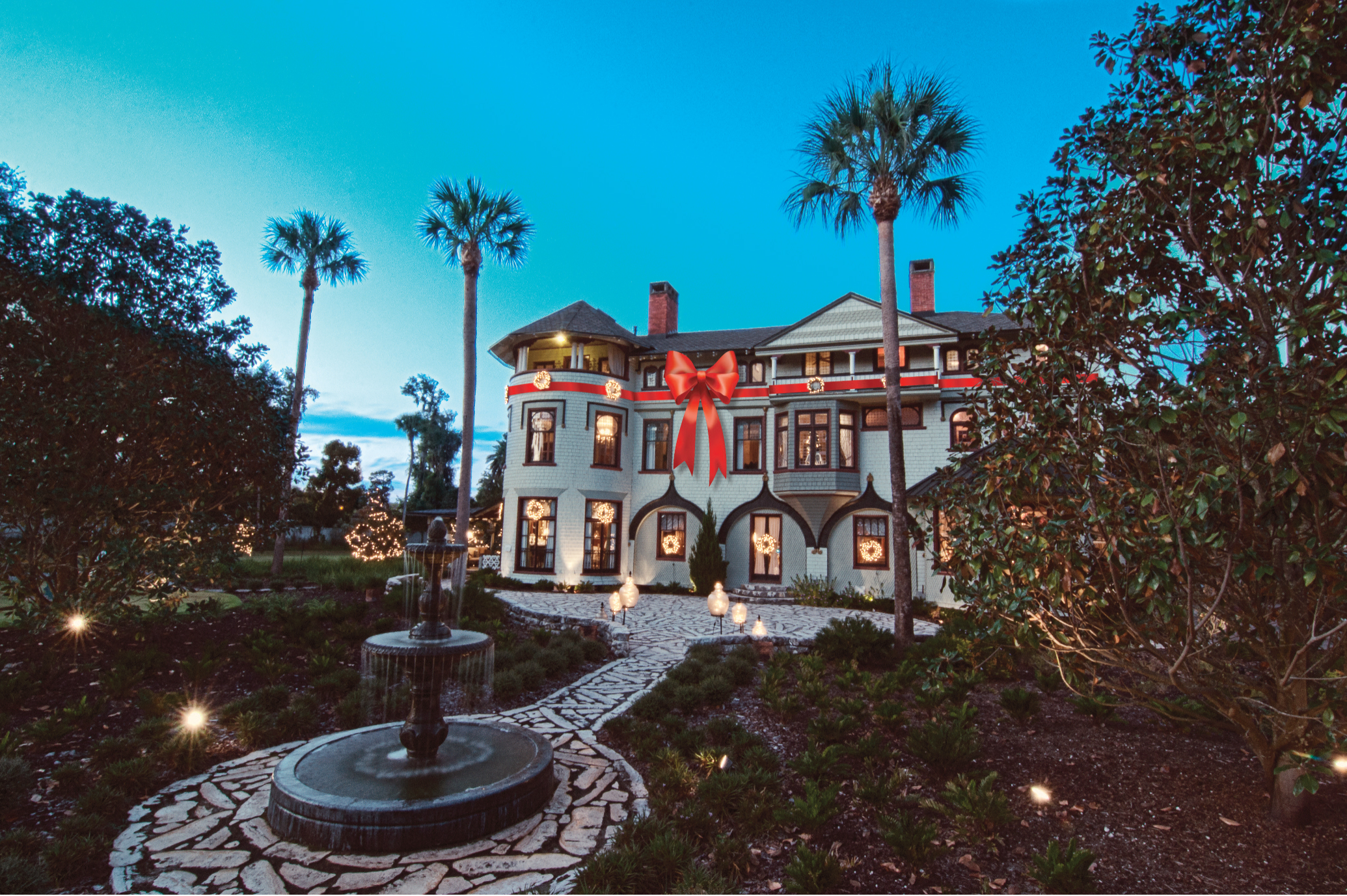 Christmas Tours Nov 3, 2021   Jan 16, 2022 — The Stetson Mansion