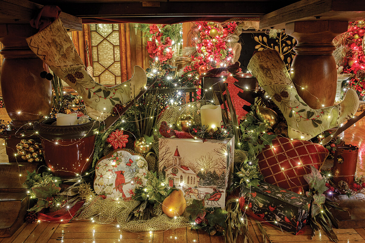Stetson Mansion Christmas Spectacular 2021 Christmas Spectacular Nov 1 2021 Jan 22 2022 The Stetson Mansion