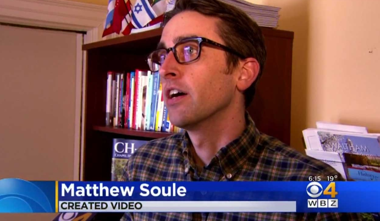 Matthew soule, assistant director of marketing and communications, CH-ch