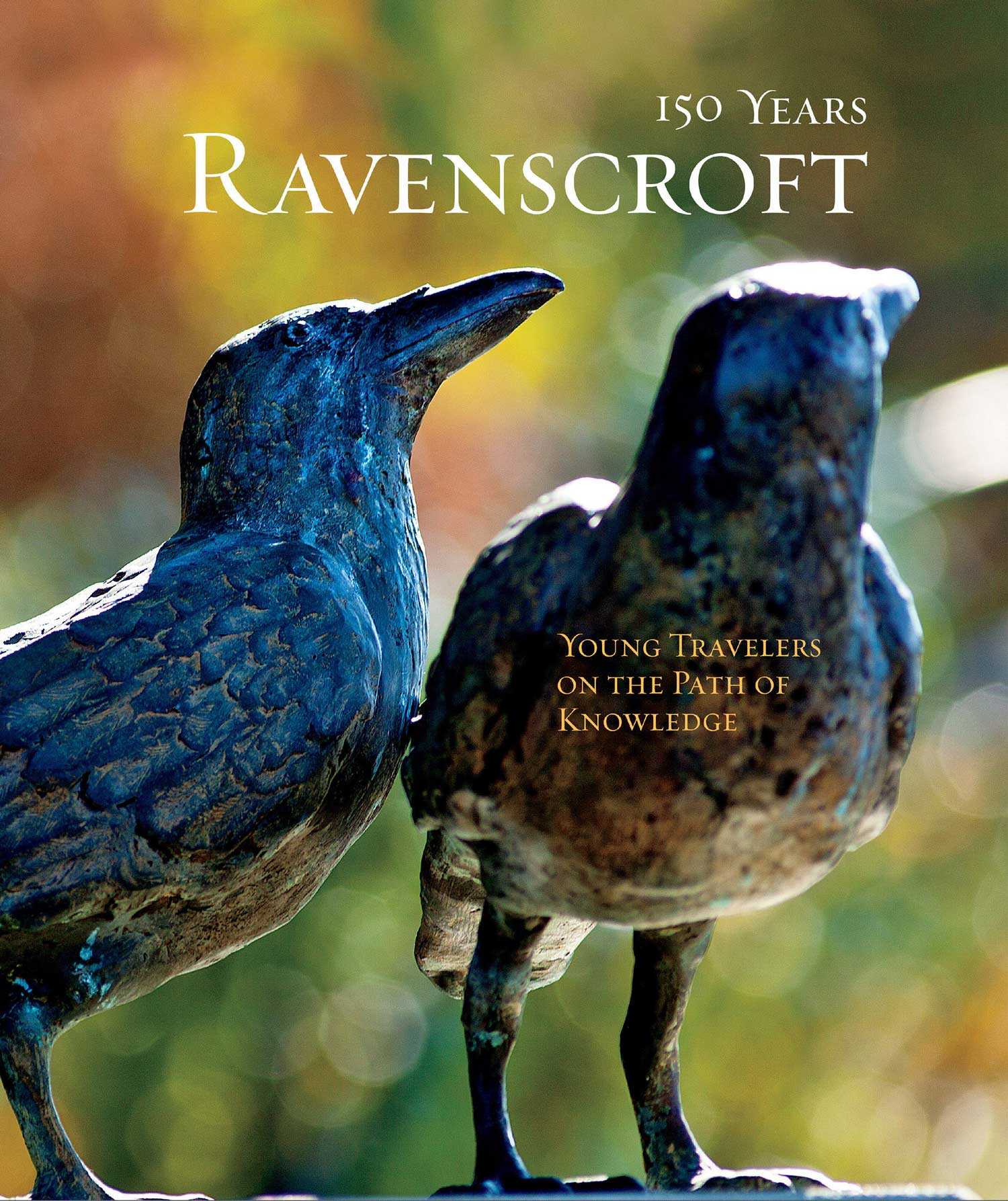 We coauthored the 150-year history of Ravenscroft, an independent school in Raleigh, NC. Laurie wrote the early history and designed the book and Billy picked up the narrative in the 1960s as well as producing new photography.